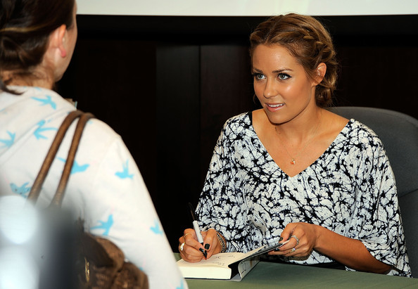 "TV Personality Lauren Conrad attends her ""LA Candy"" Book Signing at Barnes"