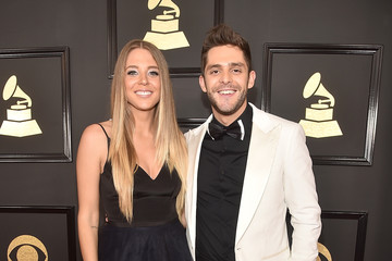 Lauren Akins The 59th GRAMMY Awards -  Red Carpet