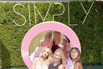 Lauren Bushnell SIMPLY LA Fashion & Beauty Conference At The Americana At Brand Powered By WhoWhatWear