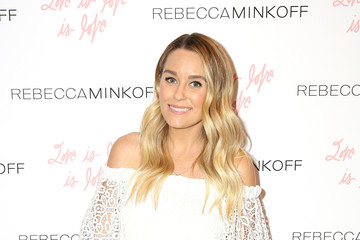 Lauren Conrad Rebecca Minkoff's 'See Now, Buy Now' Fashion Show in LA