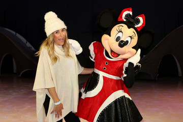 Lauren Conrad Disney On Ice Presents Mickey's Search Party Holiday Celebrity Skating Event