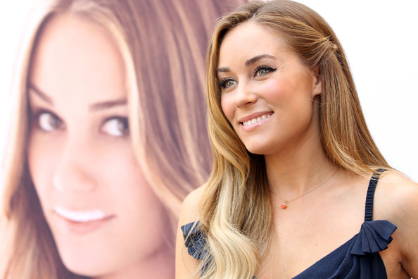 Lauren+Conrad in Lauren Conrad Unveils Her National Milk Mustache
