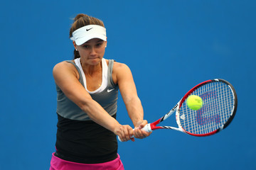 Lauren Davis Australian Open: Day 5
