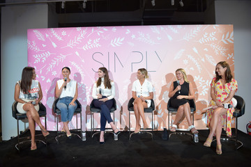 Lauren Elizabeth SIMPLY LA Fashion & Beauty Conference At The Americana At Brand Powered By WhoWhatWear