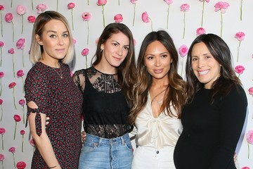 Lauren Gores Lauren Conrad And Hannah Skvarla Celebrate International Women's Day