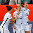 Lauren Holiday United States v Colombia: Round of 16 - FIFA Women's World Cup 2015