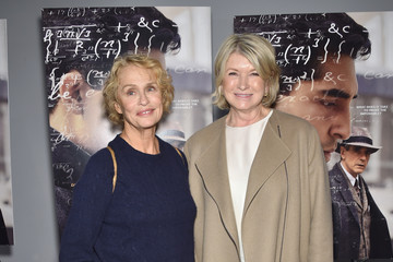 Lauren Hutton 'The Man Who Knew Infinity' New York Screening - Arrivals