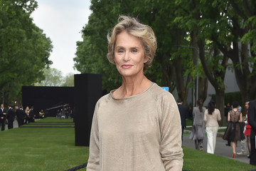 Lauren Hutton Giorgio Armani 40th Anniversary - Silos Opening And Cocktail Reception - Arrivals