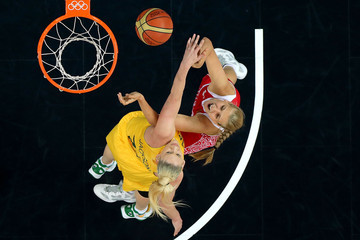 Lauren Jackson Olympics Day 15 - Basketball