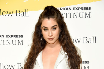 Lauren Jauregui American Express And Pharrell Williams Host The Yellow Ball At The Brooklyn Museum In Support Of Arts Education Nationwide