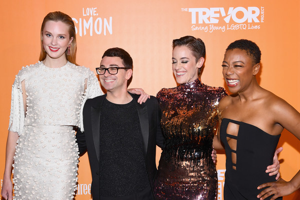 The Trevor Project TrevorLIVE NYC 2018 - Arrivals And Cocktails