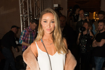 Lauren Pope Paul Costelloe - Presentation - LFW AW16