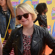 Lauren Potter Nickelodeon's 27th Annual Kids' Choice Awards - Red Carpet