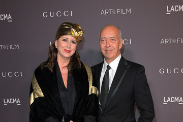 Lauren Taschen 2017 LACMA Art + Film Gala Honoring Mark Bradford and George Lucas Presented by Gucci - Red Carpet