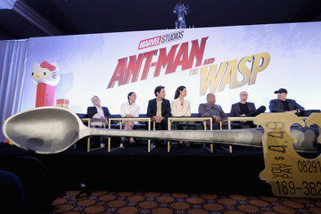 Laurence Fishburne Marvel Studios' 'Ant-Man And The Wasp' Global Junket Press Conference