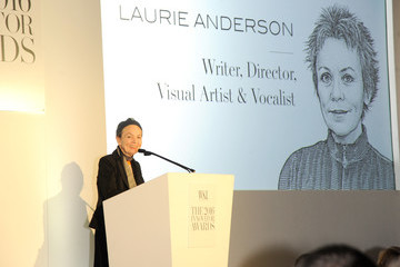 Laurie Anderson WSJ. Magazine 2016 Innovator Awards - Inside