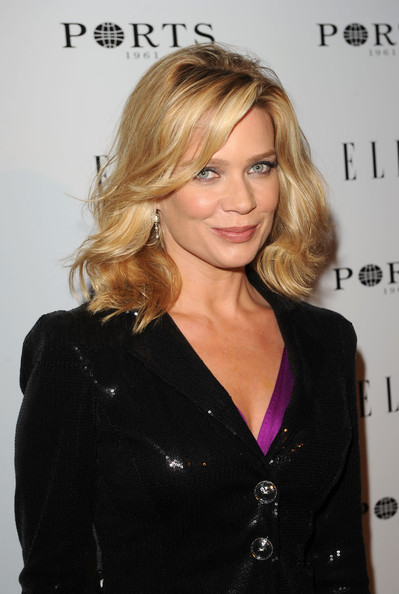 laurie holden photos photos elle women in television