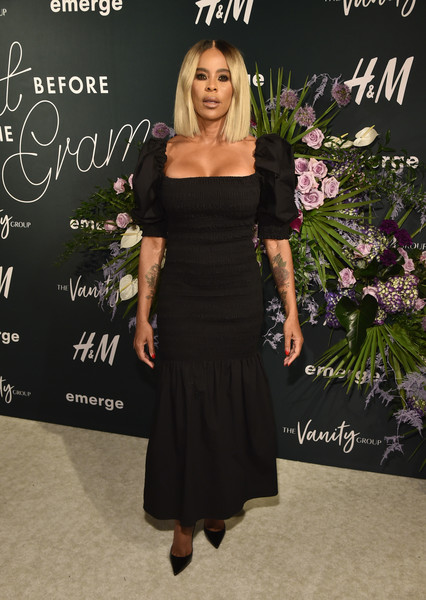 Grit Before The Gram Awards - Red Carpet [the grit before the gram awards,clothing,dress,fashion,shoulder,little black dress,cocktail dress,flooring,carpet,long hair,premiere,laurieann gibson,grit before the gram awards,the west hollywood,west hollywood,california,red carpet,getty images,stock photography,photography,royalty-free,\u30b9\u30c8\u30c3\u30af\u30d5\u30a9\u30c8,celebrity,litex \u0161aty d\u00e1msk\u00e9 s k\u0159id\u00e9lkov\u00fdm ruk\u00e1vem. 90304901 \u010dern\u00e1 m,dress,little black dress]