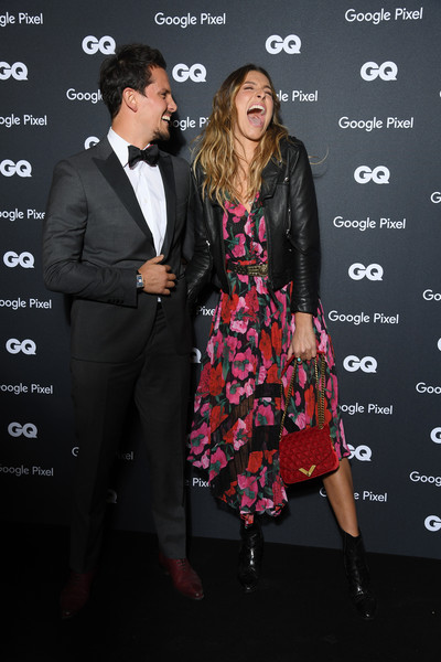 GQ Men Of The Year Awards 2018 - Photocall At Centre Pomipou In Paris