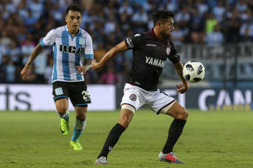 Lautaro Acosta Racing Club v Lanus - Superliga 2017/18