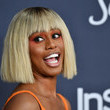 Laverne Cox 77th Annual Golden Globe Awards - Best Of