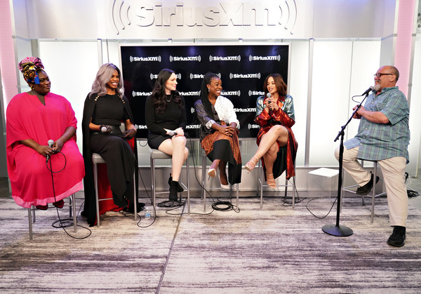 The Cast Of 'Orange Is The New Black' Visit The SiriusXM Studios In New York City