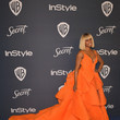 Laverne Cox The 2020 InStyle And Warner Bros. 77th Annual Golden Globe Awards Post-Party - Red Carpet