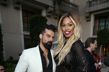 Laverne Cox Los Angeles Confidential Celebrates Portraits of Pride with GLAAD and Laverne Cox
