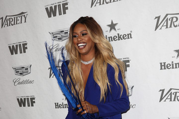 Laverne Cox Variety And Women In Film's 2018 Pre-Emmy Celebration - Arrivals