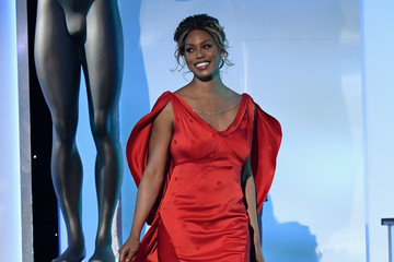 Laverne Cox 25th Annual Screen Actors Guild Awards - Show