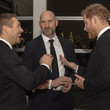Lawrence Dallaglio The Duke Of Sussex Attends 'Try For Change' Reception