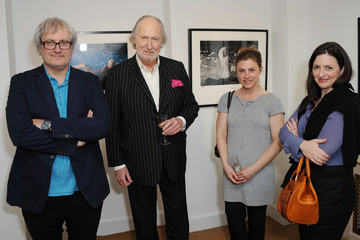 """Ed Victor Lawrence Schiller Launches His Latest Book """"Marilyn and Me"""""""