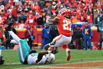 Lawrence Timmons Miami Dolphins vKansas City Chiefs