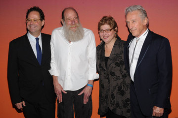 Lawrence Weiner Whitney Museum of American Art Gala and Studio Party