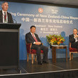 Lawrence Yule Xi Jinping Visits Auckland