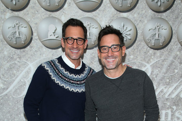 Lawrence Zarian Gregory Zarian Brooks Brothers Annual Holiday Celebration To Benefit St. Jude - Arrivals
