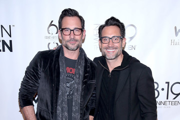 Lawrence Zarian Chaz Dean WEN Winter Party Benefiting Love Is Louder