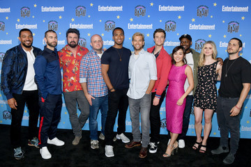 Laz Alonso Entertainment Weekly Hosts Its Annual Comic-Con Bash - Arrivals