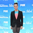 Lazaro Arbos Arrivals at the 'American Idol' Results Show
