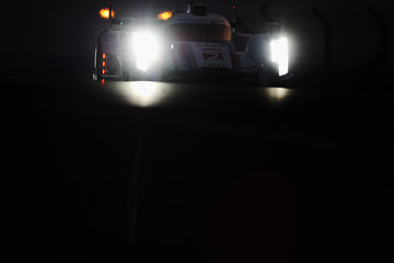 Dindo Capello Le Mans 24h Race - Qualifying