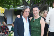 President of Fred Segal John Frierson and Garance Doré, founder of Atelier Doré, celebrate Au Soleil:A Summer Soirée by Le Méridien – a global programme that brings the playful glamour of 1960s European Summers to Le Méridien hotels around the world, on July 12, 2018 in Beverly Hills, California.