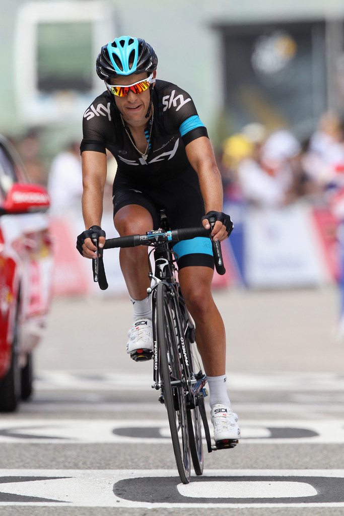 richie porte in le tour de france 2013 stage eight zimbio