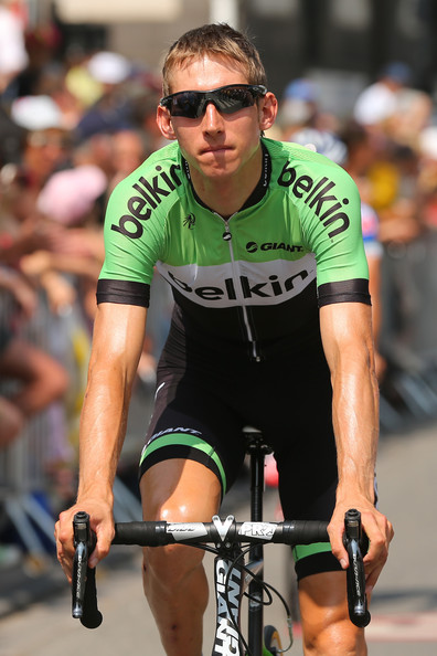 Bauke Mollema earned a 0.004 million dollar salary - leaving the net worth at 0.03 million in 2018