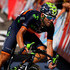 Alejandro Valverde Belmonte Photos - Alejandro Valverde Belmonte of Spain and Movistar Team crosses the finish line during stage eleven of the 2015 Tour de France, a 188 km stage between Pau and Cauterets, on July 15, 2015 in Cauterets, France. - Le Tour de France 2015 - Stage Eleven