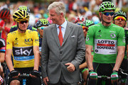 Andre Greipel and Chris Froome Photos Photo
