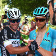 Mark Cavendish and Mark Renshaw