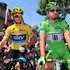 Peter Sagan Photos - General classification leader Chris Froome of Great Britain and Team Sky Procycling and points classification leader Peter Sagan of Slovakia and Cannondale look on ahead of stage sixteen of the 2013 Tour de France, a 168KM road stage from Vaison-la-Romaine to Gap, on July 16, 2013 in Vaison-la-Romaine, France. - Le Tour de France: Stage 16