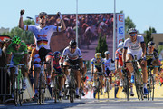 Andre Greipel and Peter Sagan Photos Photo