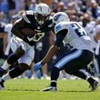 Le'ron Mcclain San Diego Chargers v Tennessee Titans