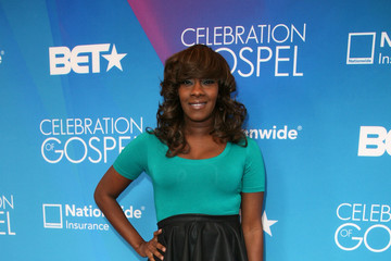 LeAndria Johnson Arrivals at the BET Celebration of Gospel 2013